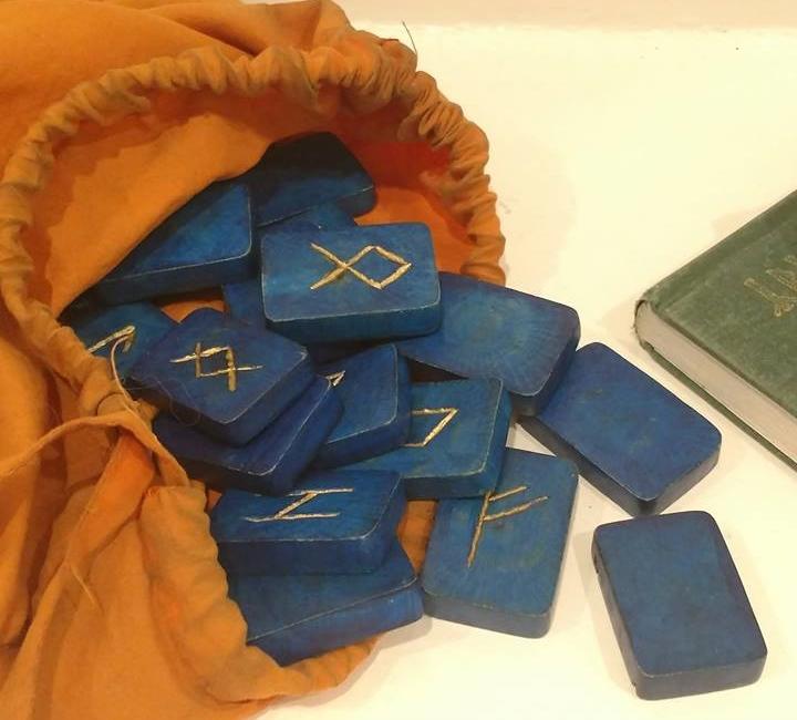 runes spilling